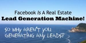 Facebook Seller Leads - Real Estate Marketing Ideas