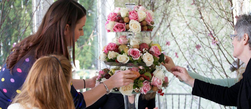 5 Extraordinary Flower Arranging Tips