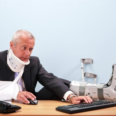 Bounce Back Strong: How To Deal With A Serious Workplace Injury