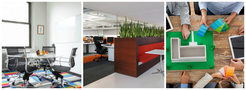 5 Designs For Commercial Interiors