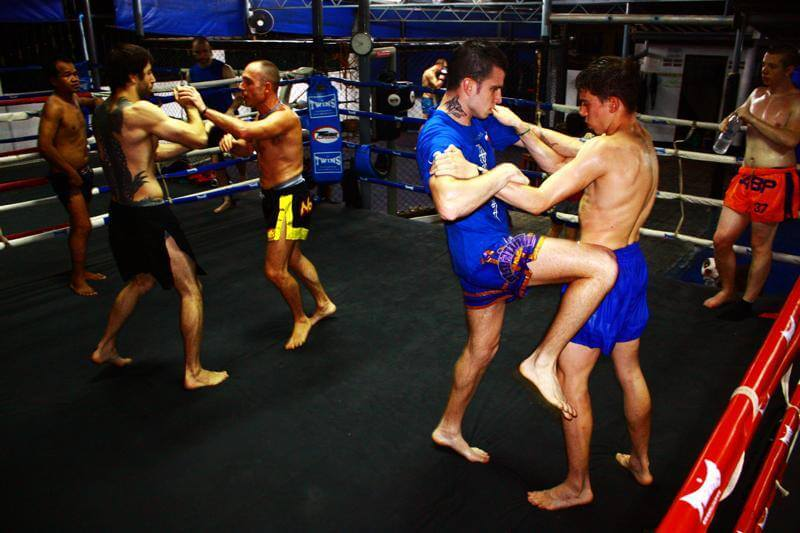 The Knowledge Of Muay Thai Training In Thailand