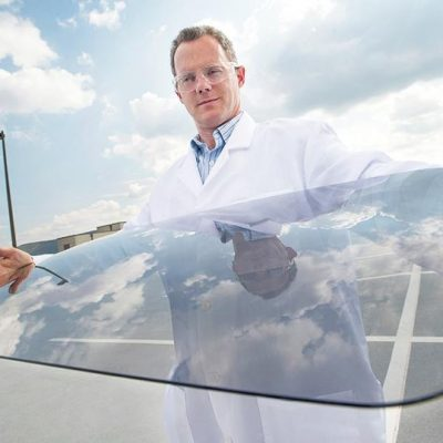 Autos' Glass Manufacturing
