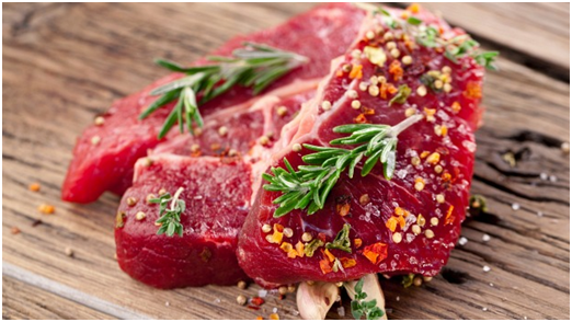 8 Foods Rich In Iron