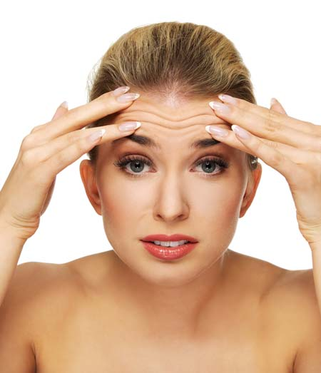Causes And Treatment Of Facial Wrinkles
