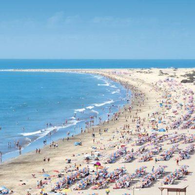 Visiting Playa Del Ingles Spain?