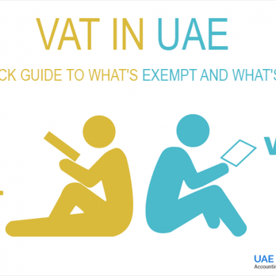 VAT on Goods & Services Supplied from Designated Zone In UAE