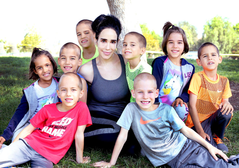 Octomom Fame and Fortune or Love of Children