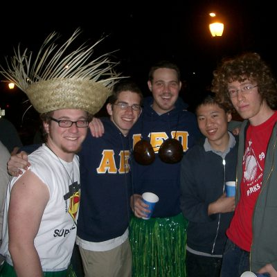 Tips for Joining a Fraternity or Sorority