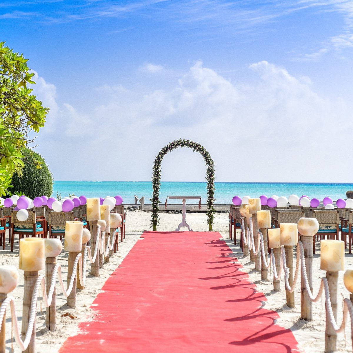 Three Places To Get Married In 2021